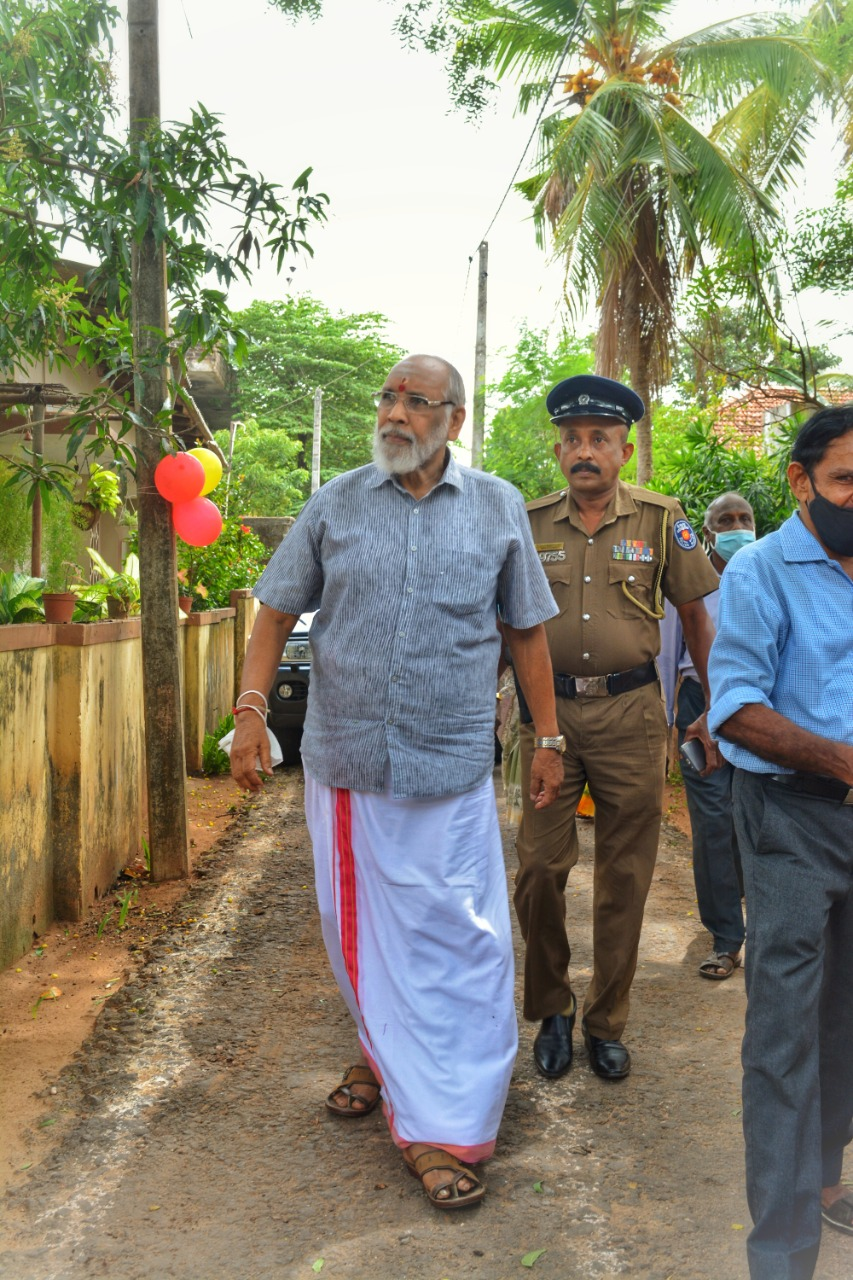 Our Dear Tamil People! We are ready to provide a Leadership that will win over our Rights;Give us the Mandate: Wigneswaran calls out