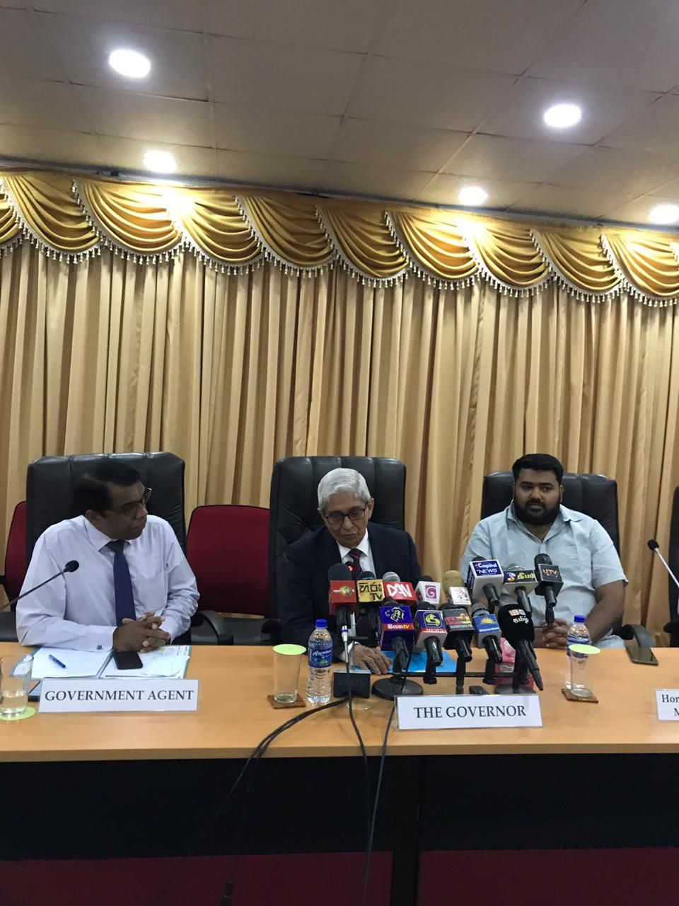 Micro Loans which disintegrate Social Structure – Ready to act by drafting policies, says Central Bank Governor, in Jaffna