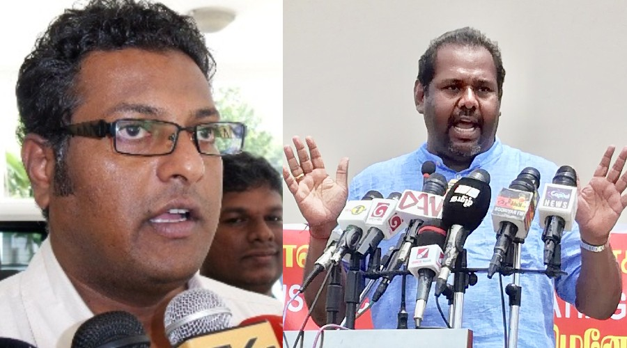 Ready to face disciplinary Inquiry, but Gajendrakumar and kajendran also should be inquired, says Manivannan