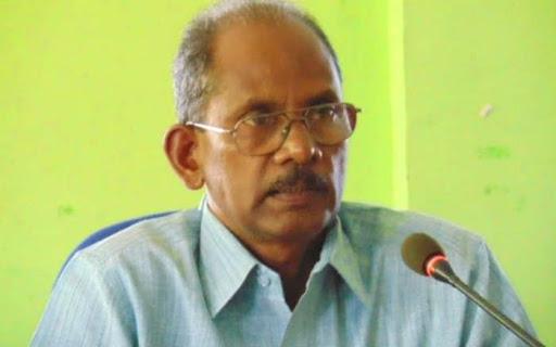 Thurairajasingam resigns the post of General Secretary of ITAK, on personal reasons