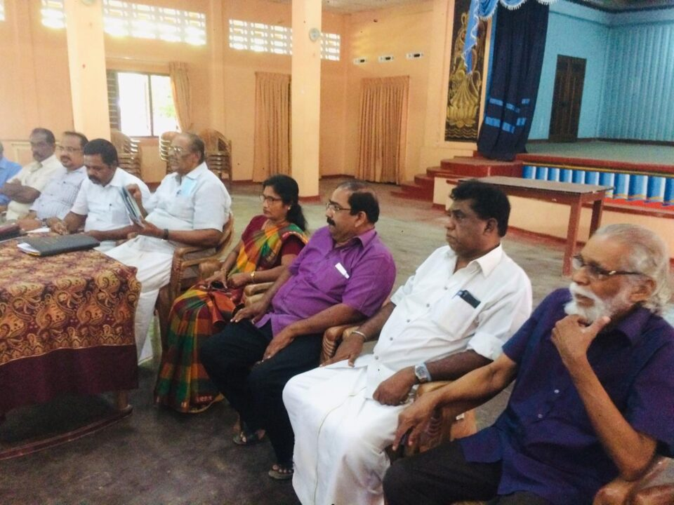 Leaders of the Tamil Parties will meet today in Jaffna- Sumanthiran, MP also will participate
