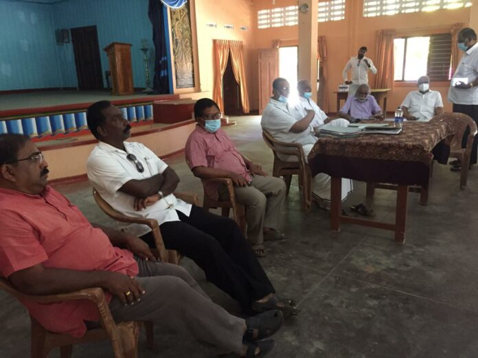 Maveerar Day will be celebrated without any hindrance, decision made in the Meeting of the Tamil Parties